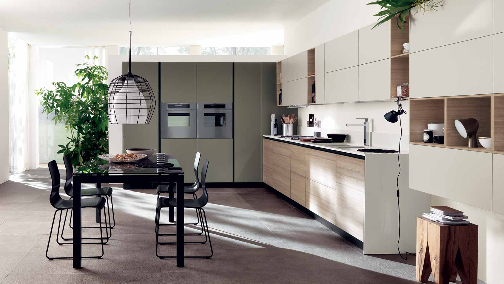 Beautiful Qualità Doimo Cucine Images - Design & Ideas 2018 ...