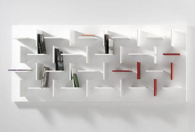 Libreria A Parete Prezzi.Librerie A Parete Modelli E Prezzi Blog Ilrof It