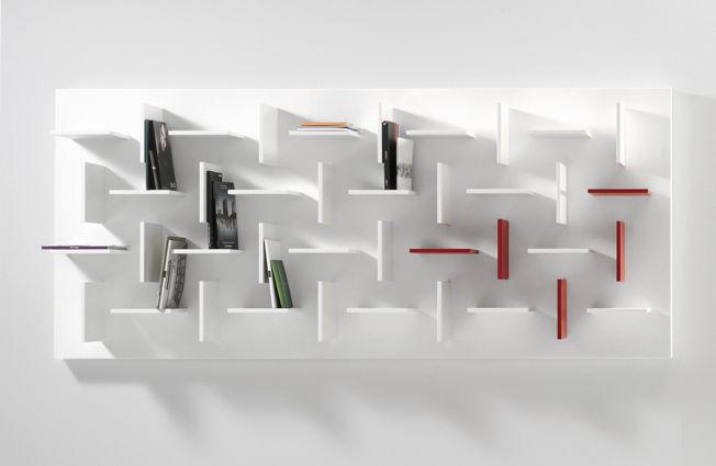 Librerie a parete modelli e prezzi ilrof